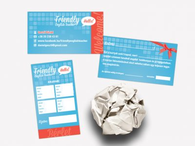 friendly english mockup feher